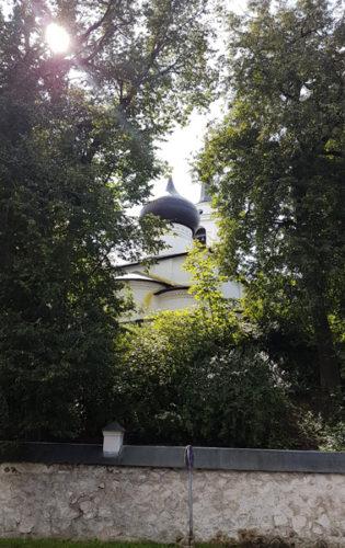 Пушкиногорский монастырь (8) Дом Ветеранов