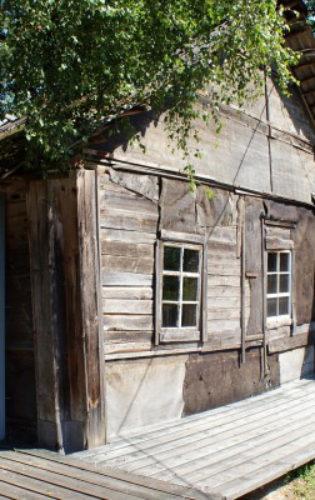 Пушкинские горы дом Довлатова Пушкиногорский дом ветеранов (3)