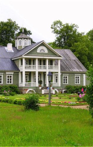 пушкиногорье (4) Дом Ветеранов