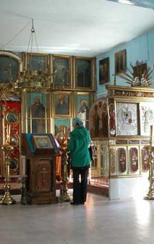 Казанская церковь Пушкинские Горы 4